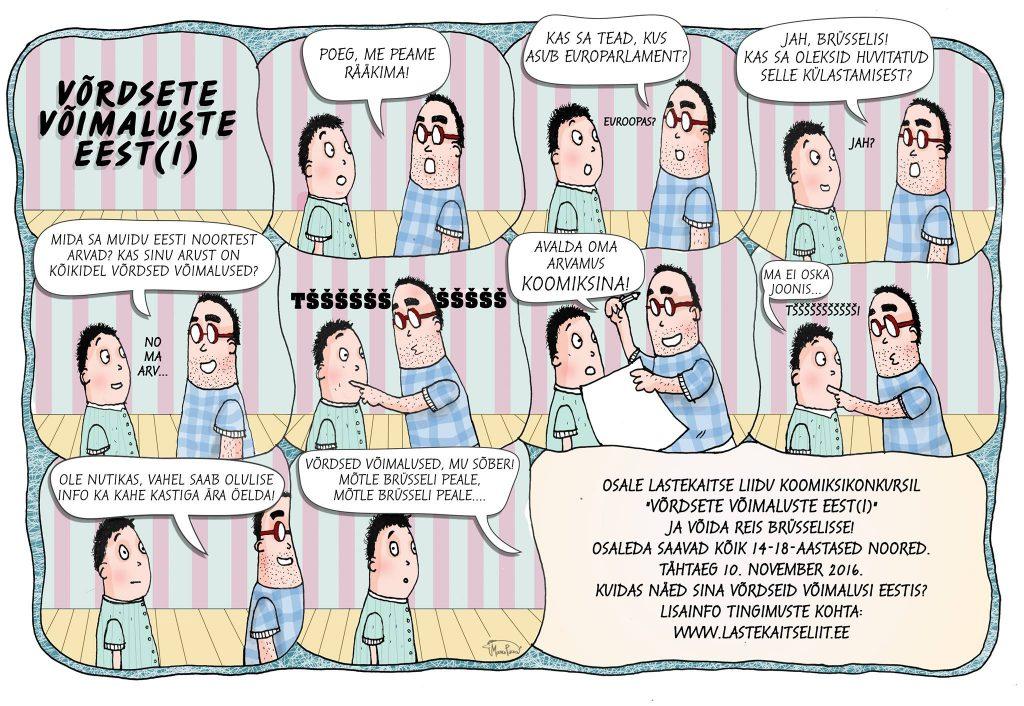 koomiksikonkurss